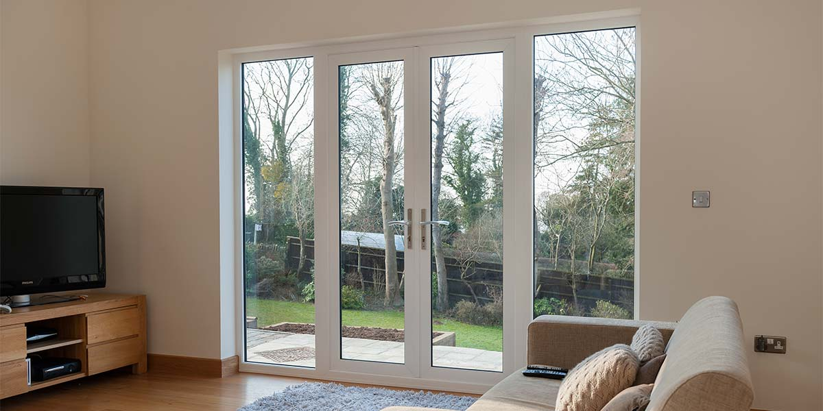 French doors kent french doors south east london from for French windows with side panels