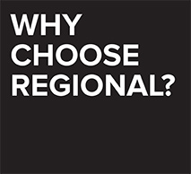 Why Choose Regional
