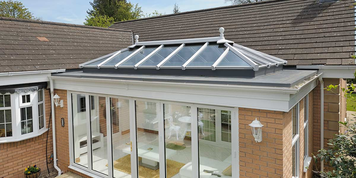 Traditional Orangeries From Eden Atrium Amp Lantern Roof