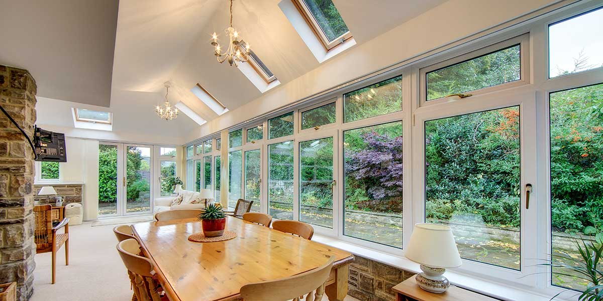 Tiled Roof Conservatory Internal